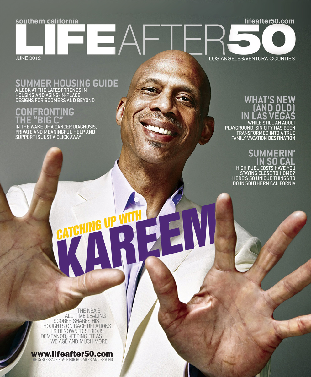 Life after 50 magazine